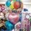 "Set#18 ช่อลูกโป่ง Bold Congratulations Balloons (แบรนด์Anagram)+ฟอลย์ 18""= 6 ใบ thumbnail 2"