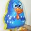 ลูกโป่งฟลอย์ การ์ตูนไก่ Galinha Pintadinha - Galinha Pintadinha Foil Balloon / Item No.TL-B021 thumbnail 5