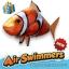 Air Swimmer - Flying Nemo Fish ปลานีโม่บอลลูน พร้อมรีโมทไม่รวมก๊าซฮีเลียม thumbnail 1