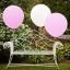 ลูกโป่งจัมโบ้ สีชมพู ขนาด 36 นิ้ว - Round Jumbo Balloon Pink thumbnail 1