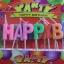 เทียนวันเกิดตัวอักษร Happy Birthday/ Item No.TL-N001 thumbnail 13