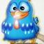 ลูกโป่งฟลอย์ การ์ตูนไก่ Galinha Pintadinha - Galinha Pintadinha Foil Balloon / Item No.TL-B021 thumbnail 4