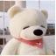 ตุ๊กตาหมีหลับ ตุ๊กตาตัวใหญ่ ขนาด 1.6 เมตร สีขาว thumbnail 1