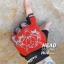ถุงมือ ML03 - Red - Free size thumbnail 1