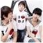 MeGa Lover เสื้อคู่รัก เสื้อครอบครัว น่าร๊ากกกอ่ะ....รักใคร ให้เสื้อ บอกรักง่ายๆ สไตล์คุณ !!! thumbnail 2