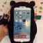 ** หมดค่ะ ** เคส iPhone 6+/6s plus ลาย Kumamon 3D สีดำ thumbnail 2