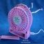พัดลมแรงสูง แบบชาร์จไฟและใช้ไฟฟ้า ขนาดเล็กสำหรับพกพา thumbnail 3