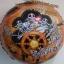 ลูกโป่งฟลอย์ Happy Halloween โครงกระดูก - Happy Halloween Bone Foil Balloon / Item No.TL-A045 thumbnail 2