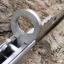 มีดพับ มีดสปริง ขนาดใหญ่ ทรง ดาบปลายปืน อาก้า AK-47 CCCP (RUSSIA) thumbnail 6