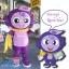 มาสคอทตุ๊กตา (สวมใส่คน) DBD(กรมพัฒนาธุรกิจการค้า) 2555 สำเนา thumbnail 1