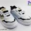 รองเท้าแอ๊ดด้า ผ้าใบเด็ก ADDA รุ่น 41J04-B1 สีขาวดำ เบอร์ 31-36 thumbnail 1