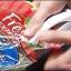 เครื่องซีล(หนีบ,รีด) ปากถุงพลาสติก ถุงขนม แบบมือถือ ใช้ถ่านAA พกพาสะดวก thumbnail 4