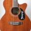 กีต้าร์ โปร่งไฟฟ้า Guitar KaSound All Mohogany thumbnail 1