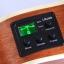 """อูคูเลเล่ อคูสติก ไฟฟ้า Acoustic Electric Ukulele Mild รุ่น Stage ไม้มะฮอกานี สายอาคริล่า ไซส์คอนเสิรต 23"""" มี PU และ Tuner ฟรีกระเป๋า thumbnail 6"""