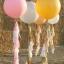 """ลูกโป่งกลมจัมโบ้ไซส์ใหญ่ 30""""Latex Balloon RB Silver สีเงิน / Item No. TQ-38402 แบรนด์ Qualatex thumbnail 8"""