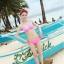 พร้อมส่ง ชุดว่ายน้ำ Bikini ผูกข้าง สายคล้องคอ สุดเซ็กซี่ thumbnail 18