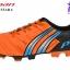 รองเท้าสตั๊ด PAN รุ่นSUPER STAR 4 สีส้ม เบอร์ 39-44 thumbnail 2