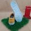 รองเท้าผ้าใบผู้หญิง adidas M20788 สีเหลือง thumbnail 2