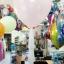 ลูกโป่งจัมโบ้ สีชมพู ขนาด 36 นิ้ว - Round Jumbo Balloon Pink thumbnail 4