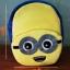 กระเป๋าเป้ มินเนี่ยน Minion Despicable Me (มาใหม่ล่าสุด) แบบที่ 2 thumbnail 1