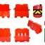 บ้านลอยน้ำ สุขาลอยน้ำ ท่าเทียบเรือ นวัตกรรมพลาสติก ทุ่นจิ๊กซอว์ลอยน้ำ ราคาพิเศษ โทร.0816389189 thumbnail 13