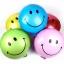 ลูกโป่งฟลอย์ทรงกลม หน้ายิ้ม ไซส์ 18 นิ้ว *มีหลายสีให้เลือกกรุณาระบุ* - Round Shape Smiley Face Foil Balloon / Item No.TL-G049 thumbnail 1