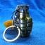 ระเบิดขว้าง M-26A2 ไฟแช็คแบบพวงกุญแจ thumbnail 1