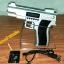ลำโพงปืน MP3 player สีเงิน (สินค้ามาใหม่ล่าสุด) thumbnail 4