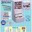 (มือ2)re-ment ตู้เย็นสีขาว thumbnail 1