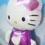 ลูกโป่งฟลอย์ Hello Kitty สีม่วง - Hello Kitty Purple color Foil Balloon / Item No. TL-A123 thumbnail 2