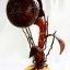 Coconut Shell Lamp (โคมไฟกะลามะพร้าวต้นดอกไม้กะลา) thumbnail 1