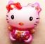 บอลลูนลายการ์ตูน Hello Kitty คิตตี้ (แพ็ค10ใบ) / Item No. TL-A010 thumbnail 1