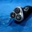 เครื่องโกนหนวดไฟฟ้า 3 ใบมีด กันน้ำได้ ชาร์ทไฟบ้าน thumbnail 4