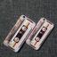 ** พร้อมส่งค่ะ ** เคส iPhone 7 Plus ลายเทปคาสเซ็ทย้อนยุค สีเทา thumbnail 4