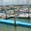 บ้านลอยน้ำ สุขาลอยน้ำ ท่าเทียบเรือ นวัตกรรมพลาสติก ทุ่นจิ๊กซอว์ลอยน้ำ ราคาพิเศษ โทร.0816389189 thumbnail 1