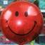 ลูกโป่งฟลอย์ทรงกลม หน้ายิ้ม ไซส์ 18 นิ้ว *มีหลายสีให้เลือกกรุณาระบุ* - Round Shape Smiley Face Foil Balloon / Item No.TL-G049 thumbnail 11
