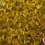 ลูกปัดจีน ปล้องยาว สีเหลืองหม่น 2X7มิล(1ถุง/450กรัม) thumbnail 1