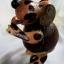 ออมสินกะลามะพร้าวรูปสุนัข Coconut Shell Savings (Doggy) thumbnail 2