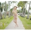 PRE ชุดว่ายน้ำบิกินี่ บรามีโครง สายคล้องคอ กางเกงบิกินี่ พร้อมเสื้อคลุมลายสวยเก๋ thumbnail 16