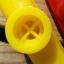 คาซู่ กาซู่ วัสดุ พลาสติก Plastic Kazoo สีเหลือง แดง ม่วง น้ำเงิน เขียว thumbnail 2