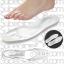 แผ่นรองเท้ากันกระแทก พื้นเสริมรองเท้า ช่วยบรรเทาอาการปวดเท้า หัวเข่า Memory Foam Insole ไซส์ 36-48 thumbnail 1