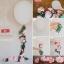 ลูกโป่งจัมโบ้ สีขาว ขนาด 36 นิ้ว - Round Jumbo Balloon White thumbnail 1