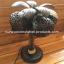 Coconut Shell Lamp (โคมไฟต้นมะพร้าว โคม 3 ลูก) thumbnail 3