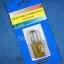 กุญแจล็อกด้วยเลขรหัส 3 แถว ทำจากทองเหลือง ขนาดเล็ก thumbnail 1