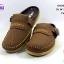 รองเท้าคัชชูเปิดส้น SHOEPER (ชูเปอร์) รุ่น M1-2687 สีแทน เบอร์40-45 thumbnail 1