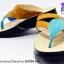 รองเท้าสุขภาพ aerosoft แอโร่ซอฟ รุ่นs3704 สีฟ้า เบอร์35-41 thumbnail 1