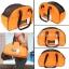 กระเป๋าสะพายน้องหมาลายกระดูกสีส้มไซด์ M thumbnail 2