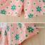 กางเกงคลุมท้อง ลายดอกทานตะวัน สีชมพู : SIZE L รหัส PN186 thumbnail 3