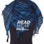 ผ้าพันคอชีมัค : สีฟ้าน้ำทะเล thumbnail 4