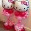 ลูกโป่งฟลอย์นำเข้า Hello Kitty Head / Item No. AG-21842 แบรนด์ Anagram ของแท้ thumbnail 3